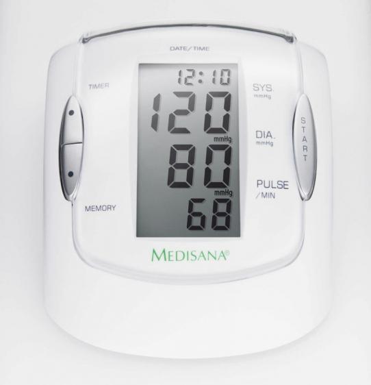 Ciśnieniomierz naramienny MTP Medisana