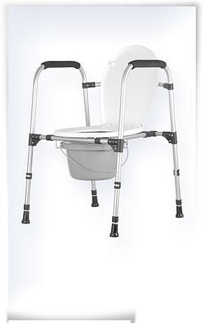 Krzesło sedesowe - KS/MR