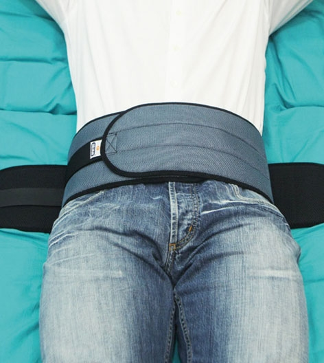 Pas zabezpieczający przed spadnięciem z łóżka Orliman