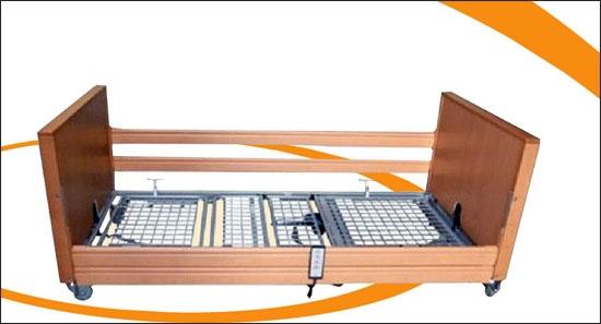 Inteligentny Łóżko rehabilitacyjne Elbur PB337 - Sklep Medyczny dla Seniora HC09