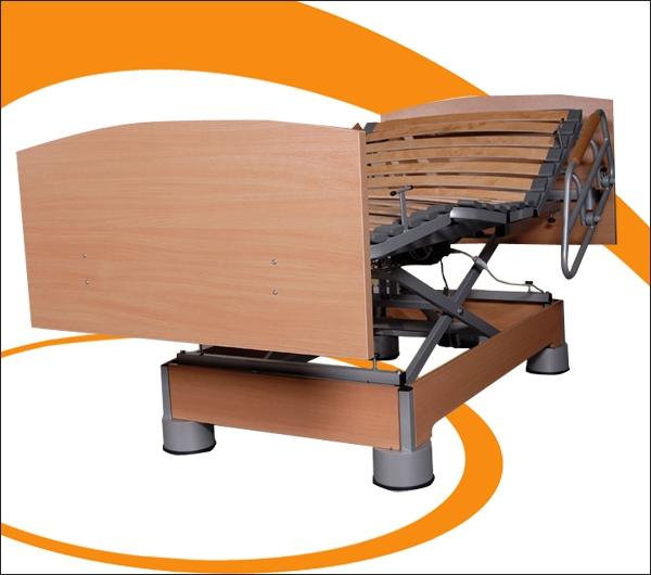 łóżko Rehabilitacyjne Elbur Pb531