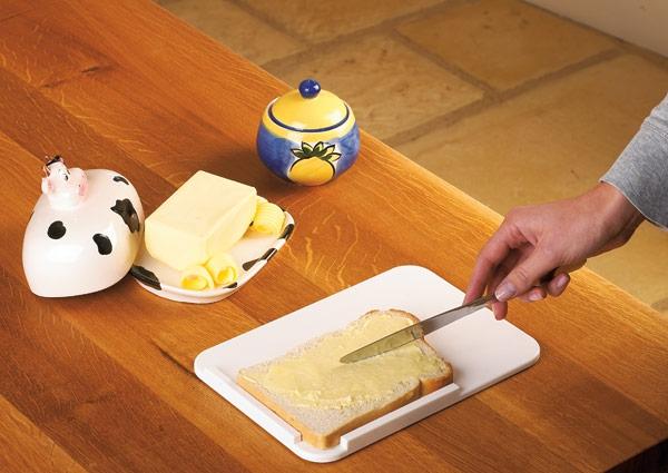 Deska do krojenia i smarowania pieczywa