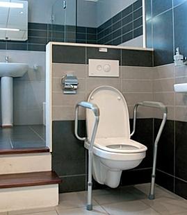 Uchwyt toaletowy LIDDY