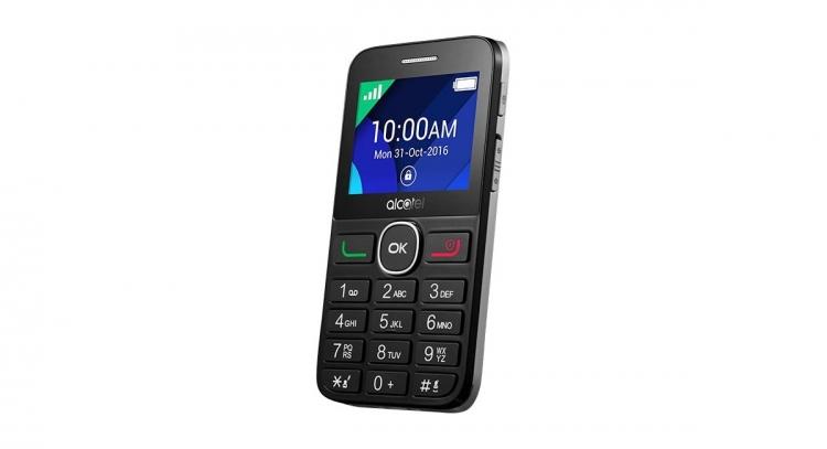 Telefon komórkowy Alcatel 20.19