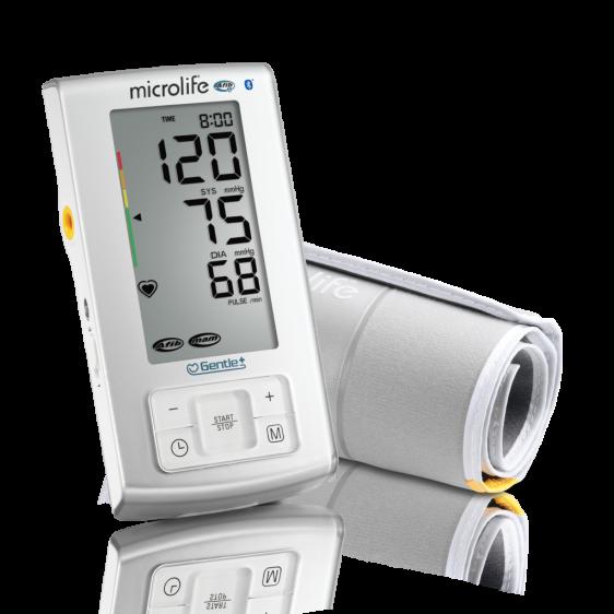Ciśnieniomierz automatyczny Microlife BP A6 BT z funkcją AFIB