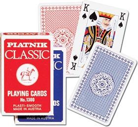 Karty Classic Piatnik 1 talia
