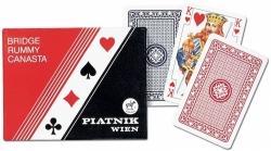Karty Piatnik Standard 2 talie