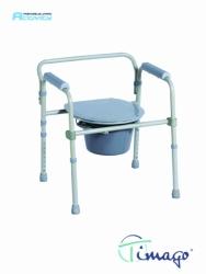 Krzesło toaletowe składane (TGR-R KT 618)