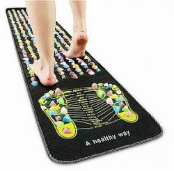 Mata do masażu stóp i ciała - ścieżka zdrowia