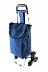 Wózek na zakupy trójkołowy