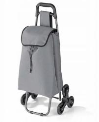 Wózek zakupowy sześciokołowy z torbą EASYmaxx