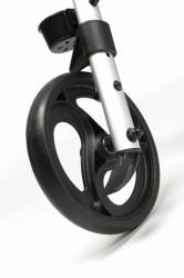 Podpórka aluminiowa czterokołowa Eco Plus Vermeiren