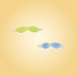Okład zimno-ciepły na oczy - okulary
