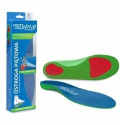Wkładki na ostrogę piętową FootWave
