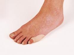 Osłona na mały palec u stóp