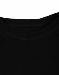 Koszulka damska z wełny z merynosów z wysokim dekoltem DILLING
