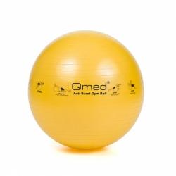 Piłka rehabilitacyjna do ćwiczeń Qmed 45 cm