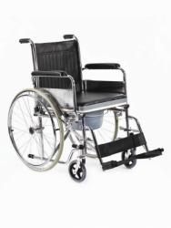 Wózek inwalidzki toaletowy FS 681