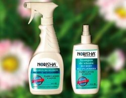 Szampon do włosów NORISHA bez wody i spłukiwania