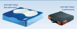 Poduszka z pianki i żelu Duoform P341C Systam