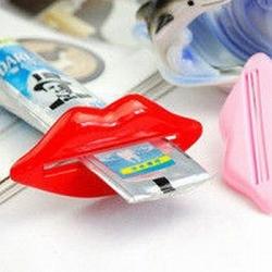 Wyciskacz do tubek w kształcie ust