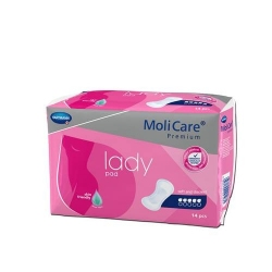Wkład chłonny dla kobiet MoliCare Premium lady pad