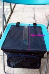 Torba do wózka inwalidzkiego