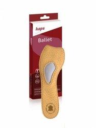 Wkładki Ballet płaskostopie poprzeczne
