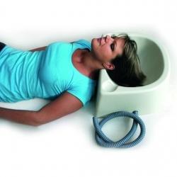 Pojemnik do mycia głowy w łóżku