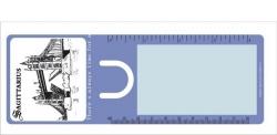 Lupa linijka Sagittarius 2x FC 65x187