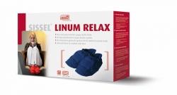 Rozgrzewające kapcie SISSEL Linum Relax