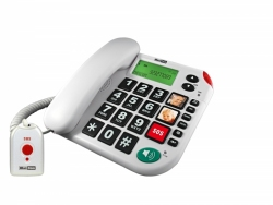 Telefon obrazkowy MaxCom KXT 481 z SOS