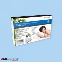 Poduszka ortopedyczna Armedical Bamboo Dream