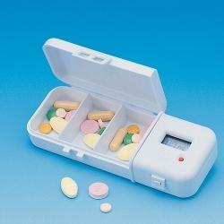 Elektroniczny organizer do tabletek