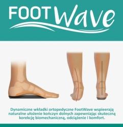 Wkładki dla cukrzyków FootWave SENSI