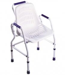 Fotel prysznicowy z regulacją wysokości Atlantis