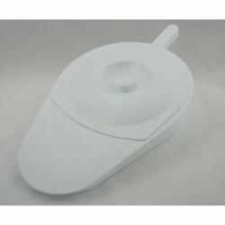 Basen sanitarny z pokrywą