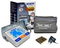 Ciśnieniomierz TMA-500 PRO z zasilaczem TechMed