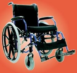 Wózek inwalidzki aluminiowy Soma SM-802
