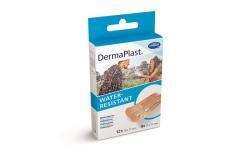 Plastry z opatrunkiem DermaPlast Water resistant
