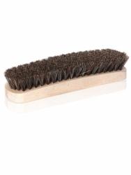 Szczotka z końskiego włosia do polerowania obuwia (020066)