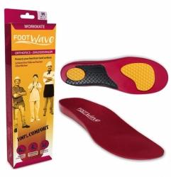 Wkładki supinujące FootWave Workmate
