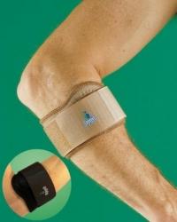 Stabilizator łokcia tenisisty z wkładką silikonową Oppo