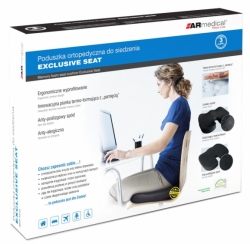 Poduszka ortopedyczna Exclusive Seat Armedical