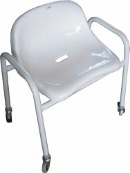 Krzesło prysznicowe na kółkach ST MAX