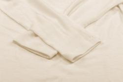 Koszulka damska z wełny merynosów długi rękaw DILLING