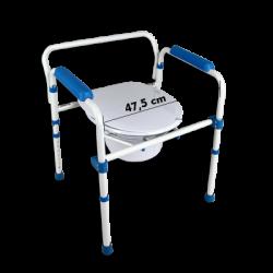 Fotel sanitarny Alustyle 3 w 1