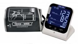 Ciśnieniomierz z zasilaczem TMA-ALPHA TOUCH TechMed