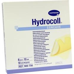 Hydrocoll concave do zaokrąglonych części ciała