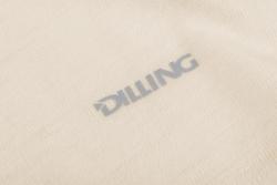 Koszulka męska z wełny merynosów krótki rękaw DILLING